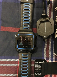 Reloj Garmin Forerunner 920 Xt Con Cargador, Dos Monitores
