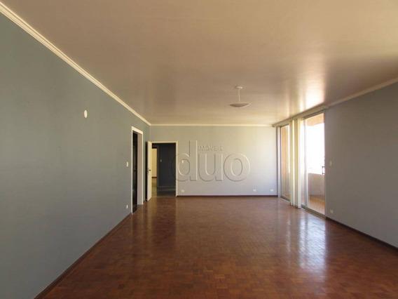 Apartamento Com 4 Dormitórios À Venda, 337 M² Por R$ 1.200.000 - Centro - Piracicaba/sp - Ap3411