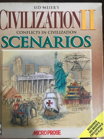 Civilization Ii Scenarios - Expansao Original De 1996
