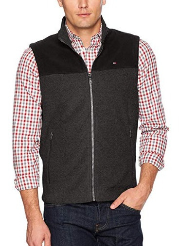 Chaleco Tommy Hilfiger Hombre Talla Small