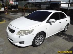 Toyota Corolla Explotion
