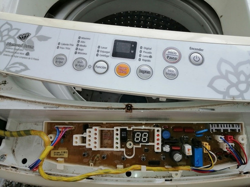 Imagen 1 de 3 de Placa De Lavarropas Samsung De 10kilos Venta Y Reparación