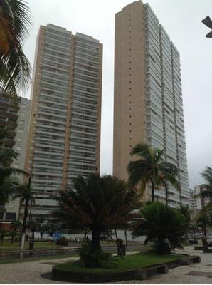 Apartamento Em Vila Guilhermina, Praia Grande/sp De 99m² 3 Quartos À Venda Por R$ 590.000,00 - Ap168999