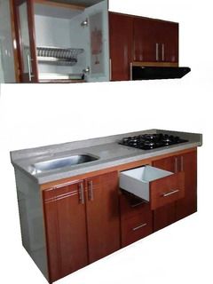 Cocinas Muebles Cocina Integral Fabricada En Mdf - Todo para Hogar y ...