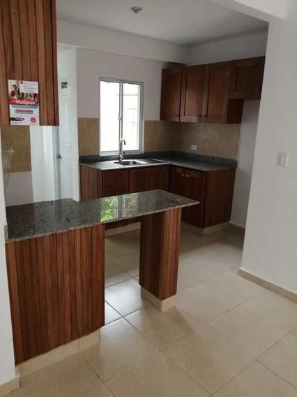 Apartamento En Alquiler En Villa Aura