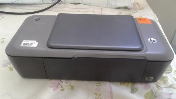 Impressora Hp Deskjet 1000 Colorida