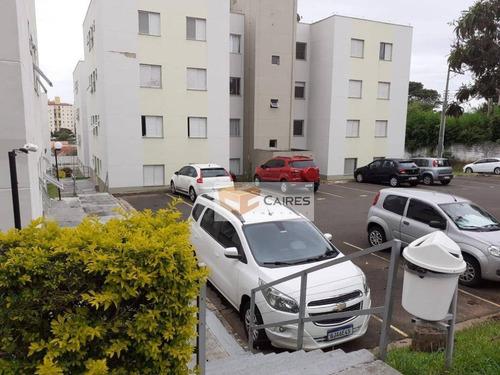 Imagem 1 de 22 de Apartamento Com 2 Dormitórios À Venda, 50 M² Por R$ 190.000,00 - Jardim Das Oliveiras - Campinas/sp - Ap7823
