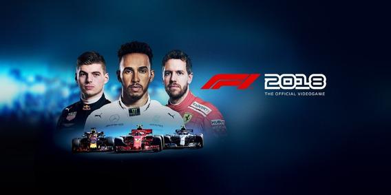 F1 2018 Fórmula 1 Pc Envio Digital + Brinde