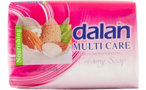 Dalan Jabón Barra Almendra & Milk 125gr 72 Und X Bulto