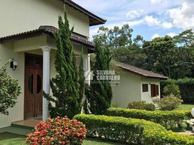 Chácara Para Venda E Locação No Condomínio Paraíso Marriot Em Itu. - Ch0363
