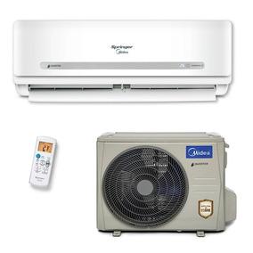 Ar Condicionado Springer Midea Inverter 33000 Quente E Frio