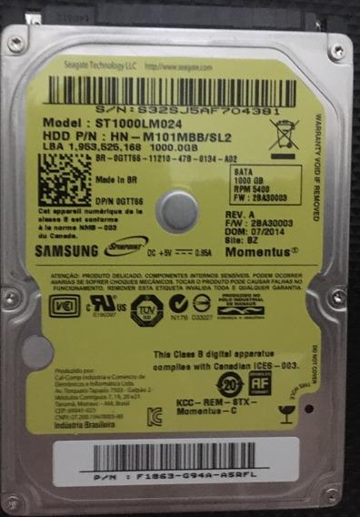 Hd Notebook Samsung St1000lm024