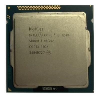 Intel Core I3-3240 Sr0rh 3.40ghz
