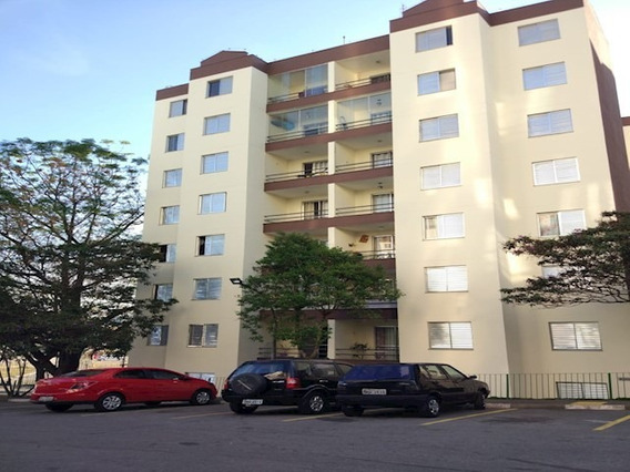 Lindo Apartamento Reformado No Conjunto Guimarães Rosa. Lado A./ Osasco. - 10642