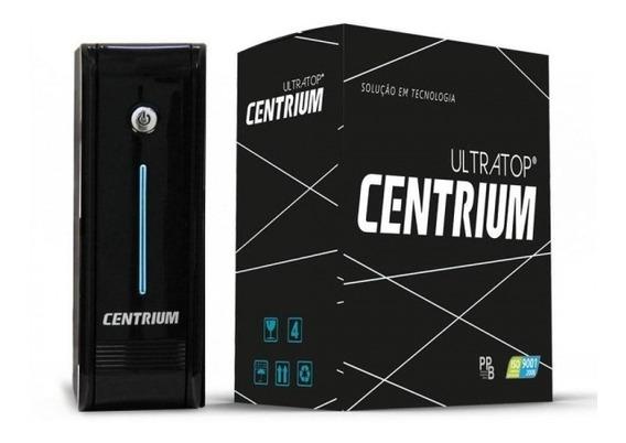 Computador Intel Ultratop Dualcore 4gb 500gb Preto Centrium