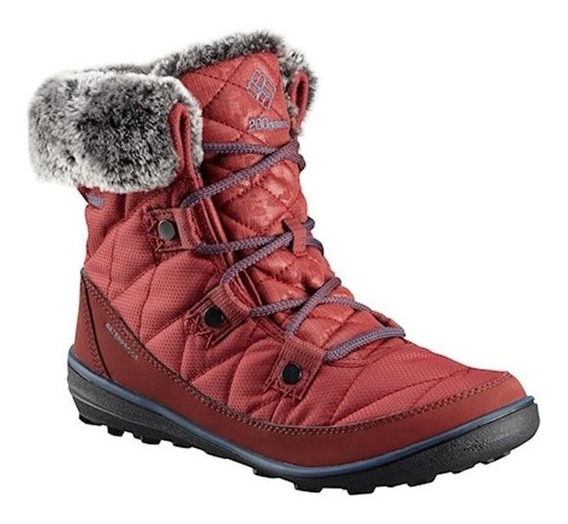 Bota Columbia Heavenly Shorty Omni Heat