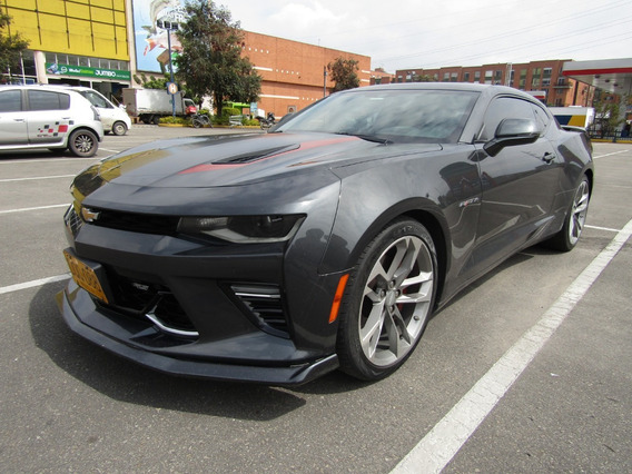 Chevrolet Camaro Fifty At 6200cc V8