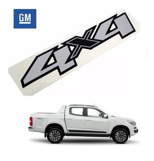 Calco Lateral 4x4 Chevrolet S10 2012/2018 Original Gm
