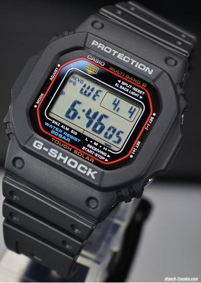 Casio G-shock Reedição Especial Gw-m5610-1 Solar Power Único