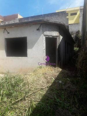 Terreno À Venda - Cidade Edson - Suzano - Te0136