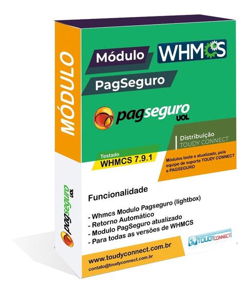 Módulo Whmcs Pagseguro V.7.9.1
