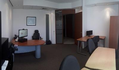 Oficina En Santa Fe, Amueblada Con Servicios 28 M