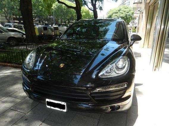Porsche Cayenne S 2013 Blindada