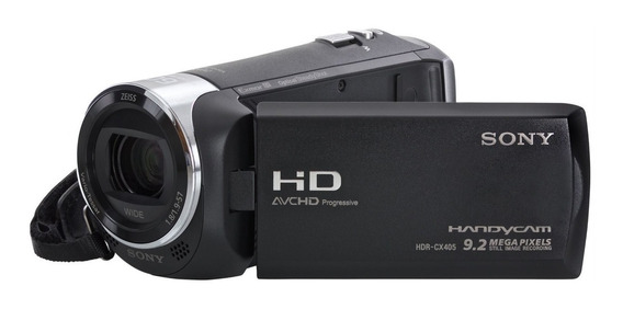 Camera Sony Hdr-cx405 Handycam