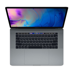 Macbook Pro 15.4 2018 I7 16gb 256gb Ssd 1 Ano (leia Descriçã