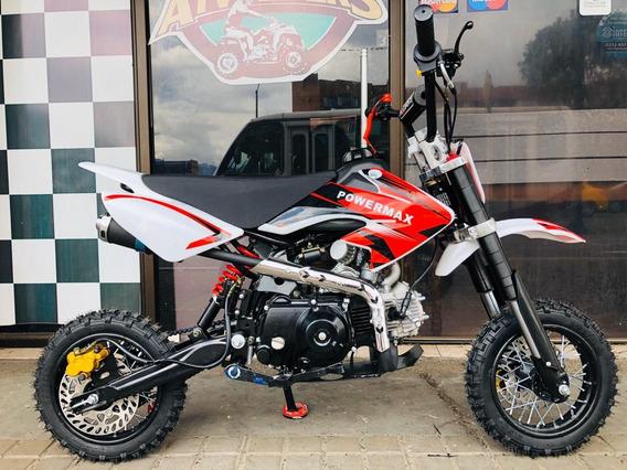 Mini Moto Cross 70cc Niños 2019 Nuevas Con Garantía