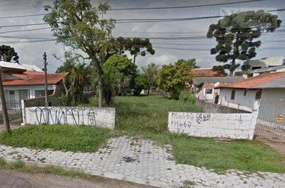 Terreno À Venda, Boqueirão, Curitiba. - Te0022