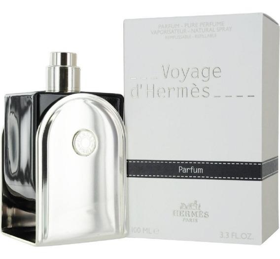Hermès Perfume No 100ml Na Voyage Mercado Tester D CaixaPerfumes 7fgy6Yb