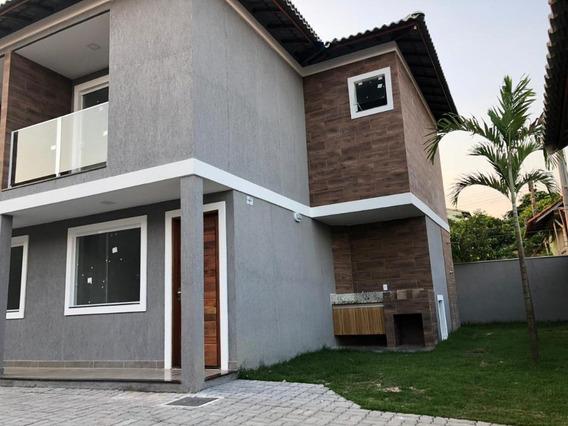 Casa Em Itaupuaçu, Maricá/rj De 83m² 2 Quartos À Venda Por R$ 265.000,00 - Ca382707