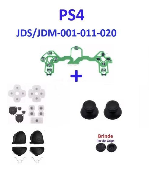 Kit Peças Reparo Controle Ps4 - Sk-30