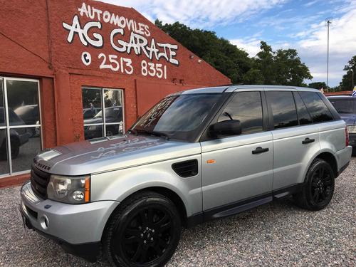 Imperdible !!! Range Rover Sport V8 Extra Full Aut/sec Unica