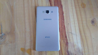 Samsung Galaxy A7 Duos 16gb Dourado Sem Tela/display