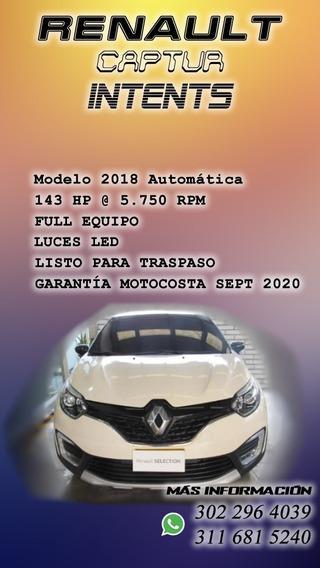 Renault Captur Intens Automática