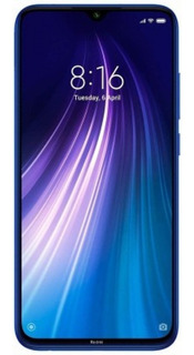 Xiaomi Redmi Note 8 64gb 4gb Ram 4g Lte + Funda Templado