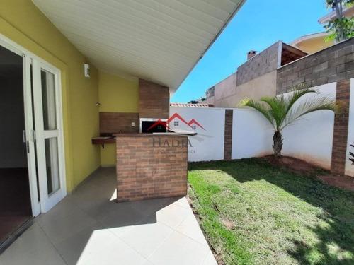Imagem 1 de 30 de Casa A Venda Condomínio Verdana Em Jundiaí  Sp - Ca00473 - 69437520