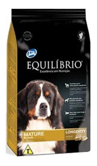 Comida Perro Equilibrio Mature 15kg + Envío Gratis*