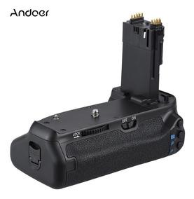 Vertical Battery Grip Genérico Bg-e14 P/ Dslr Canon 70d 80d
