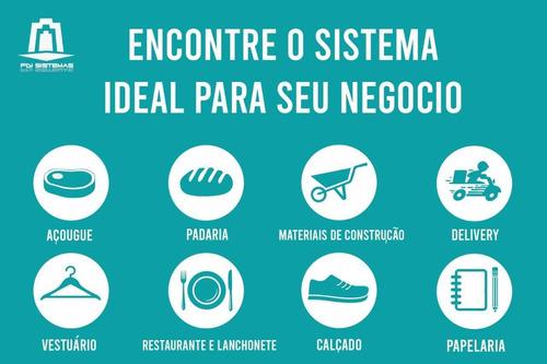 Imagem 1 de 3 de Sistema P/ Padaria, Restaurantes, Adega, Mercearia E Mercado
