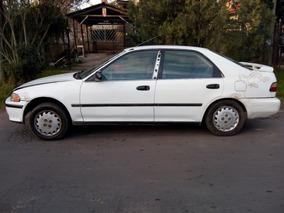 Vendo Honda Civic 1.5 Lx Fuii Con Gnc