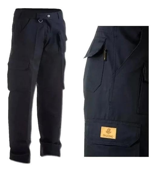 Pantalón Cargo Reforzado