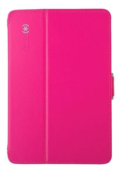 Speck Funda iPad Mini 1/2/3 Fuchsia Pink / Nickel Grey