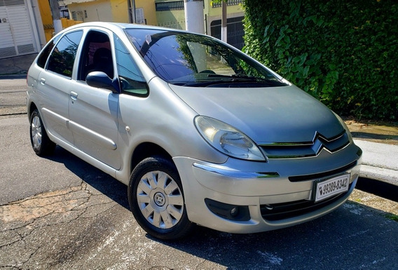 Citroën Xsara Picasso 2.0 Exclusive Aut. 5p 2008