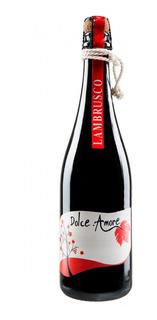 Vino Lambrusco Dolce Amore 750 Ml