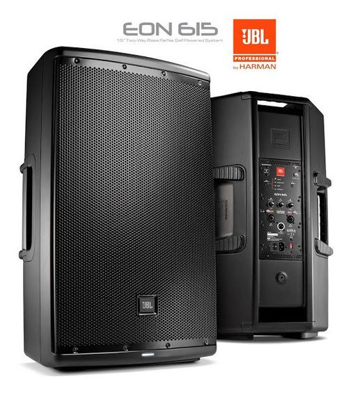 Caixa De Som Profissional Jbl Eon615 C/bluetooth 15