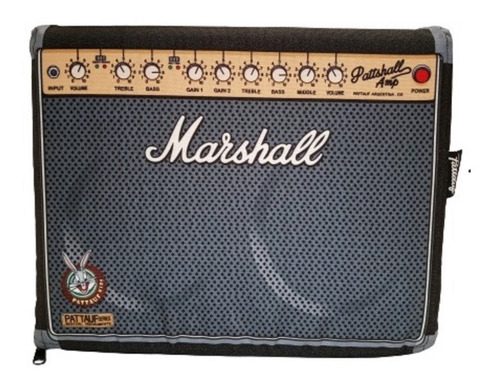 Puff De Diseño Marshall - Pattauf