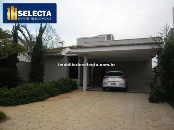 Casa Condomínio 3 Quartos Para Venda No Condomínio Damha Iv Em São José Do Rio Preto - Sp - Ccd3961
